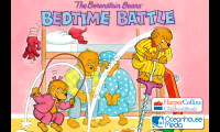 Bedtime Battle - Front cover