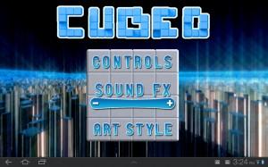 Cubed Settings