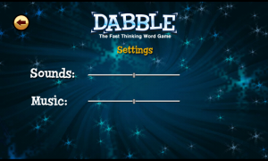 Dabble - Options