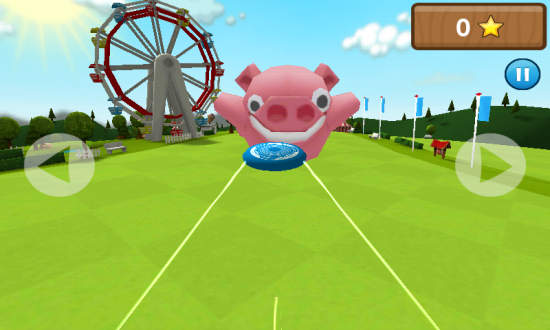 Frisbee Forever – Addictive Frisbee Fun in 3D!