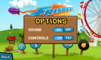 Frisbee - Options