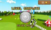 Frisbee - Silver award