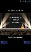 Game Dev Story - Best design went to my Elf Sexy RPG game!