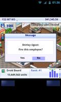 Game Dev Story - Firing