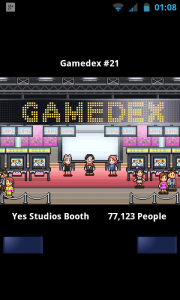 Game Dev Story - Gamedex show