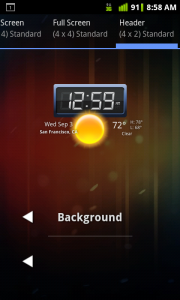 HD Widgets Active Widgets