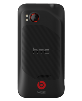 HTC Rezound Back View