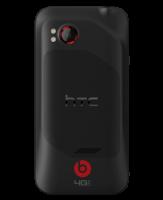 HTC Rezound Back View