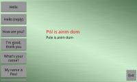 Learn Irish Premium - Phrases