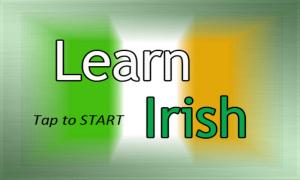 Learn Irish Premium - Splash screen