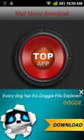 MP3 Music Download Pro - V7 Large Popup Ads