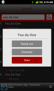 MP3 Music Download Pro - V7 Music Download Options