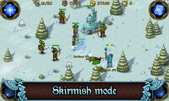Majesty: The Northern Expansion – from PC, now Play on Android!