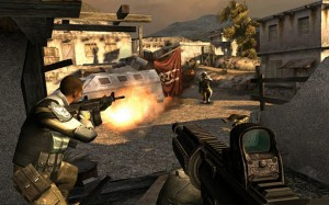 Modern Combat 3 Fallen Nation Game Play 2