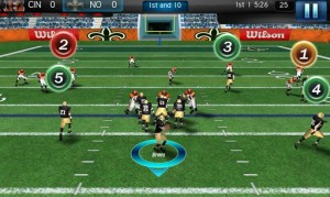 NFL Pro 2012 Game Play 1