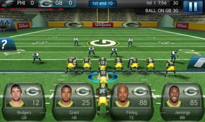 NFL Pro 2012 Game Play 2