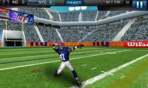 NFL Pro 2012 Game Play 4