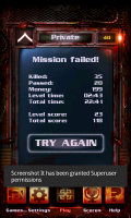 Night of The Living Dead Defense - Mission failed