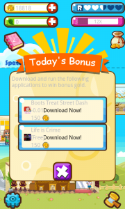 Pet Inn - Daily bonuses