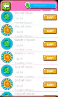 Pet Inn - Leaf buying options