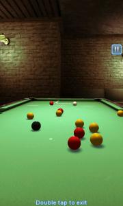 Pool Bar HD - 8 Ball UK table