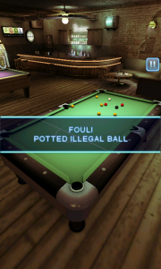 Pool Bar HD - Oops