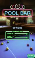 Pool Bar HD - Options