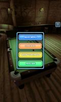 Pool Bar HD - Pause menu