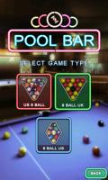Pool Bar HD - Select game type