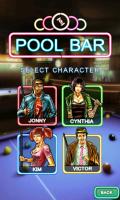 Pool Bar HD - Select your character