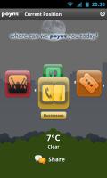 Poynt - Main carousel menu