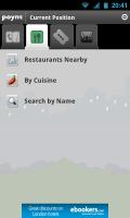 Poynt - Restaurant search menu