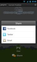 Poynt - Share app