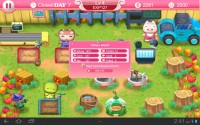Pretty Pet Tycoon Day Report