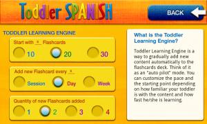 Toddler Spanish - Toddler Learning Engine