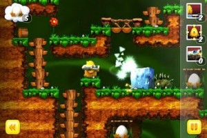 Toki Tori - In-game view (2)