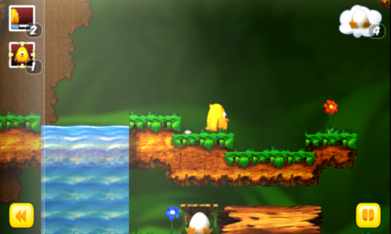 Toki Tori, Challenging Puzzle Platformer, makes way onto Android from Game Boy Color