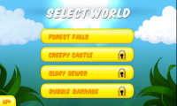 Toki Tori - Select world