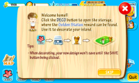 Treasure Fever - Decorate your own island
