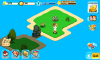 Treasure Fever - Use items like dynamite to move heavy obstacles