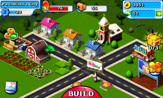 X City – Tycoon City Builder Game similar to CityVille on Facebook