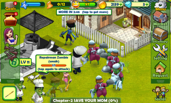 Zombies… OMG! A Brilliantly Addictive Tycoon/RPG Mash-up Game with Buzzing Online Community