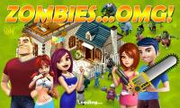 Zombies... OMG! - Splash screen