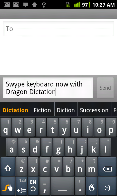 Swype Now Adds Dragon Dictation, Making One of the Best Virtual Keyboards Even Better!