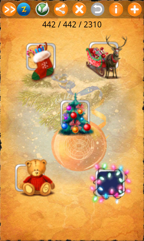 Play Alchemy Classic, now with Christmas Theme