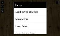 Apparatus - Pause menu