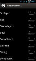 Audials - Genres
