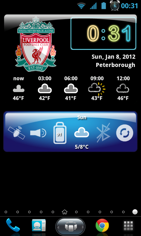 Awesome Widgets Bundle. Personalize Your Android Home Screen & Make it Awesome!
