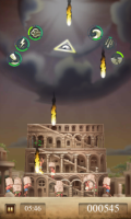Babel Rising - Destruction graphics are pretty cool