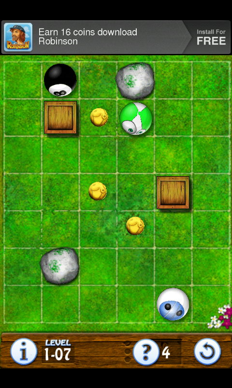 Balliland XL – Play this Cunning Logic-puzzle Game